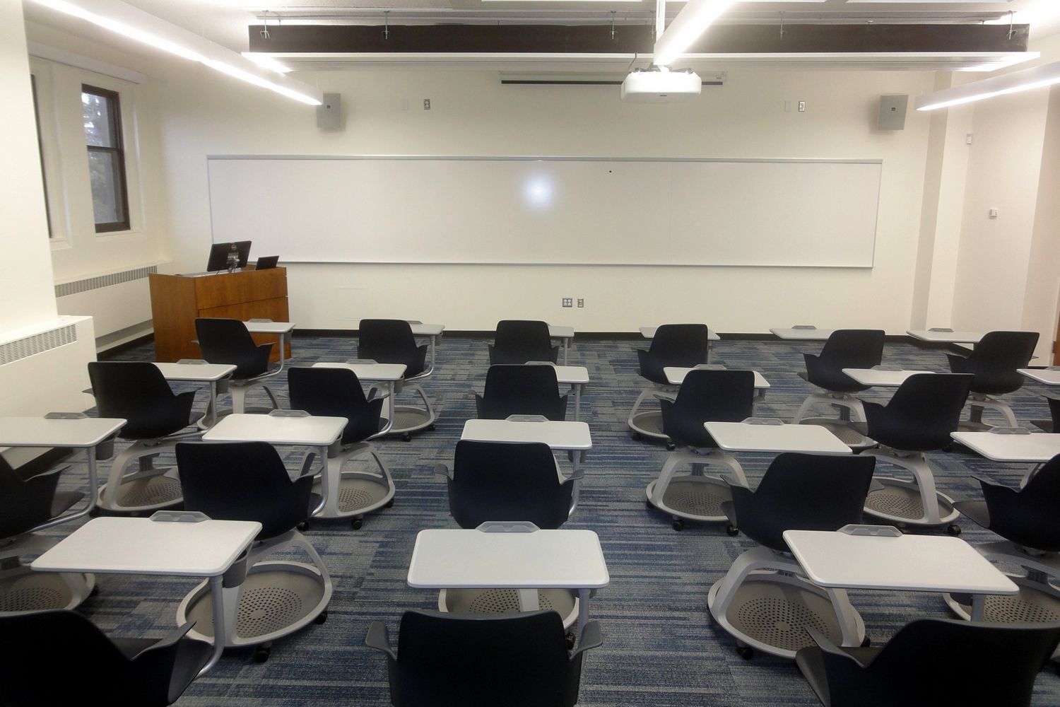 Carleton College Classroom and Dorm Remodels