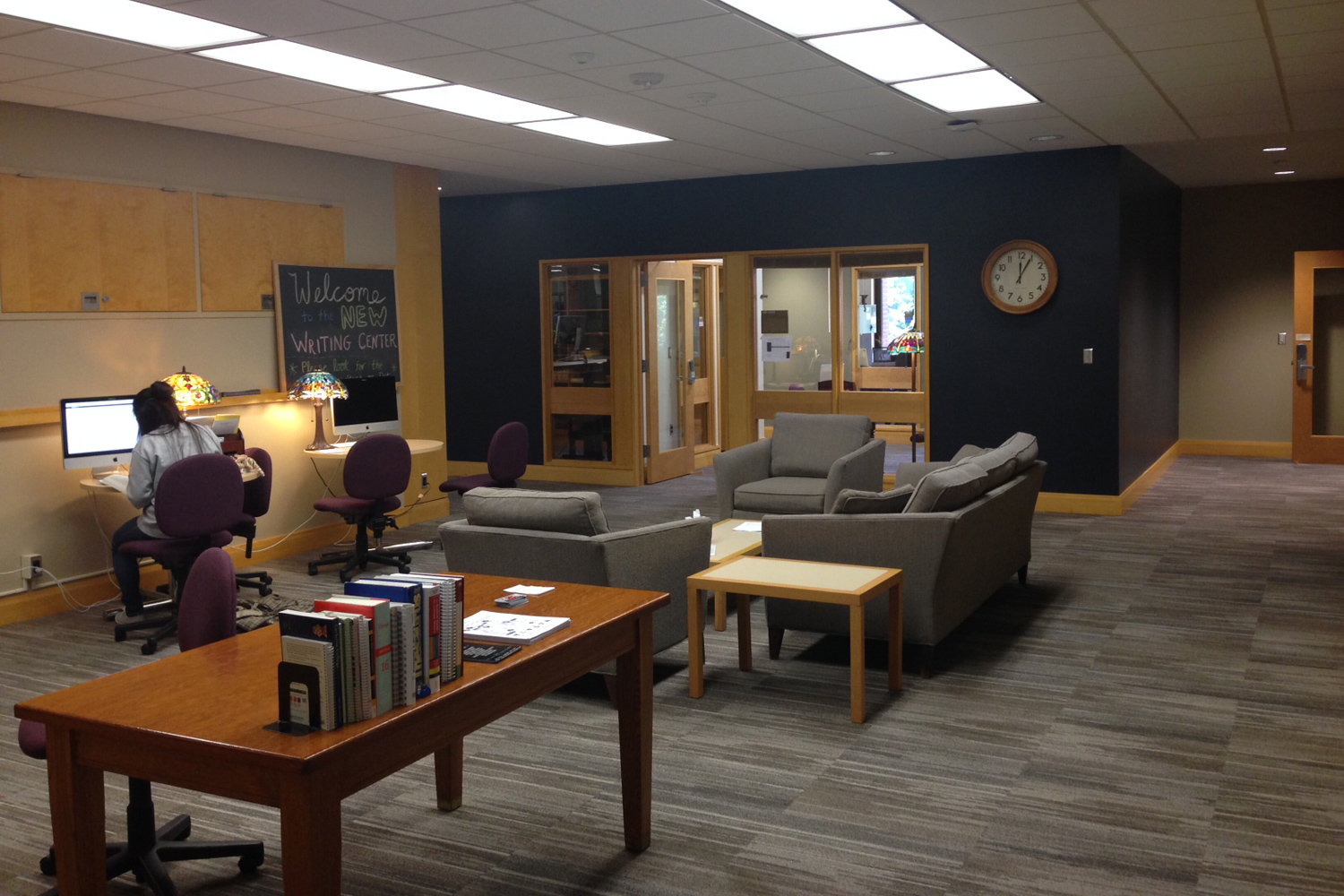 Gould Library Study & Remodel