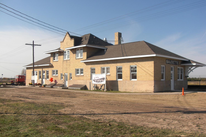 Baudette Depot