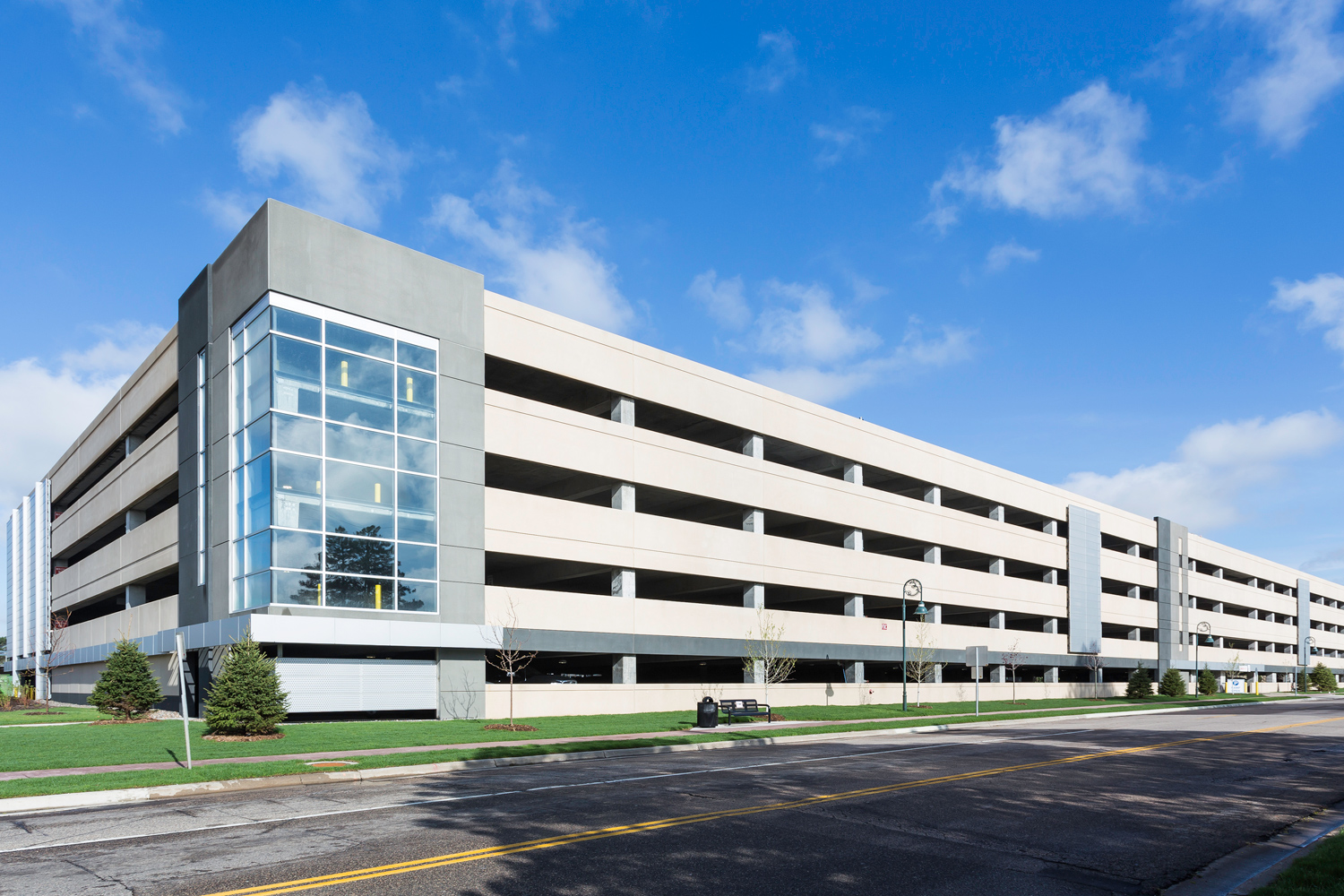Southdale Medical Office Building Parking Ramp