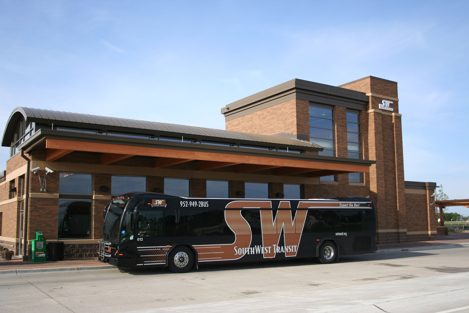 SouthWest Village Transit Center